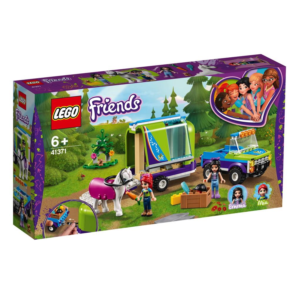 LEGO® Friends Mias Pferdetransporter 216 Teile 41371