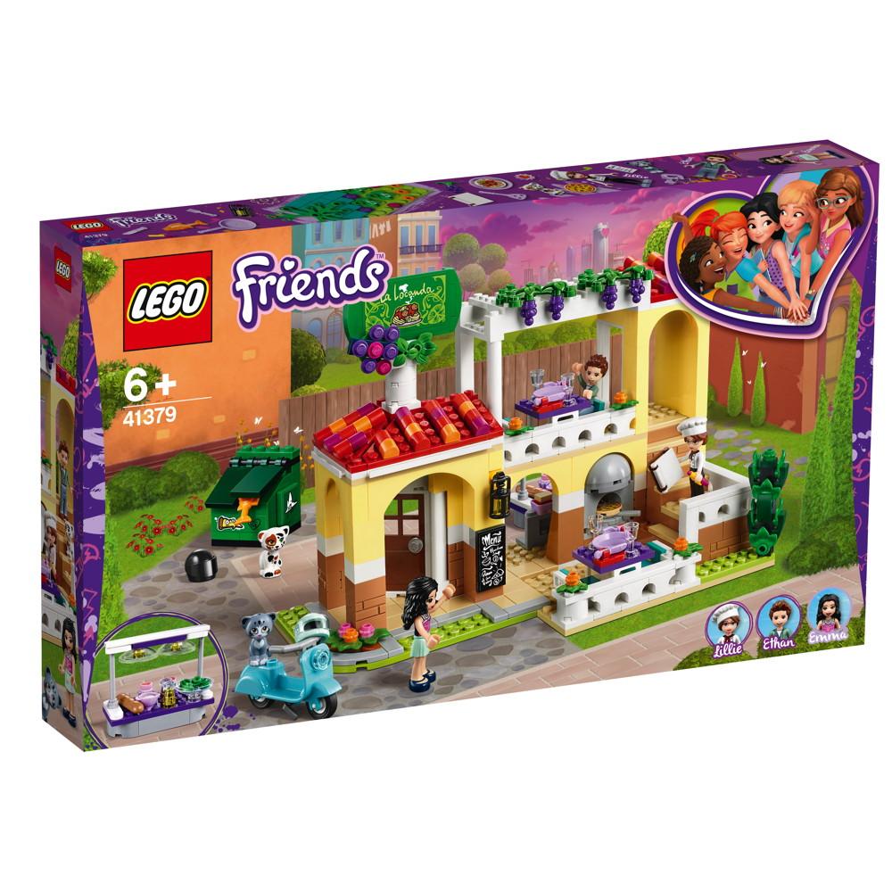 LEGO® Friends Heartlake City Restaurant 624 Teile 41379