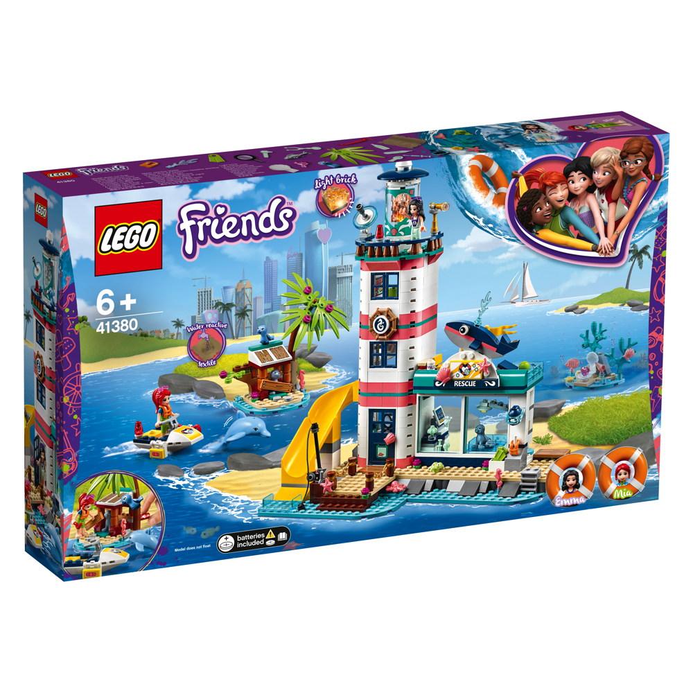 LEGO® Friends Leuchtturm mit Flutlicht 602 Teile 41380