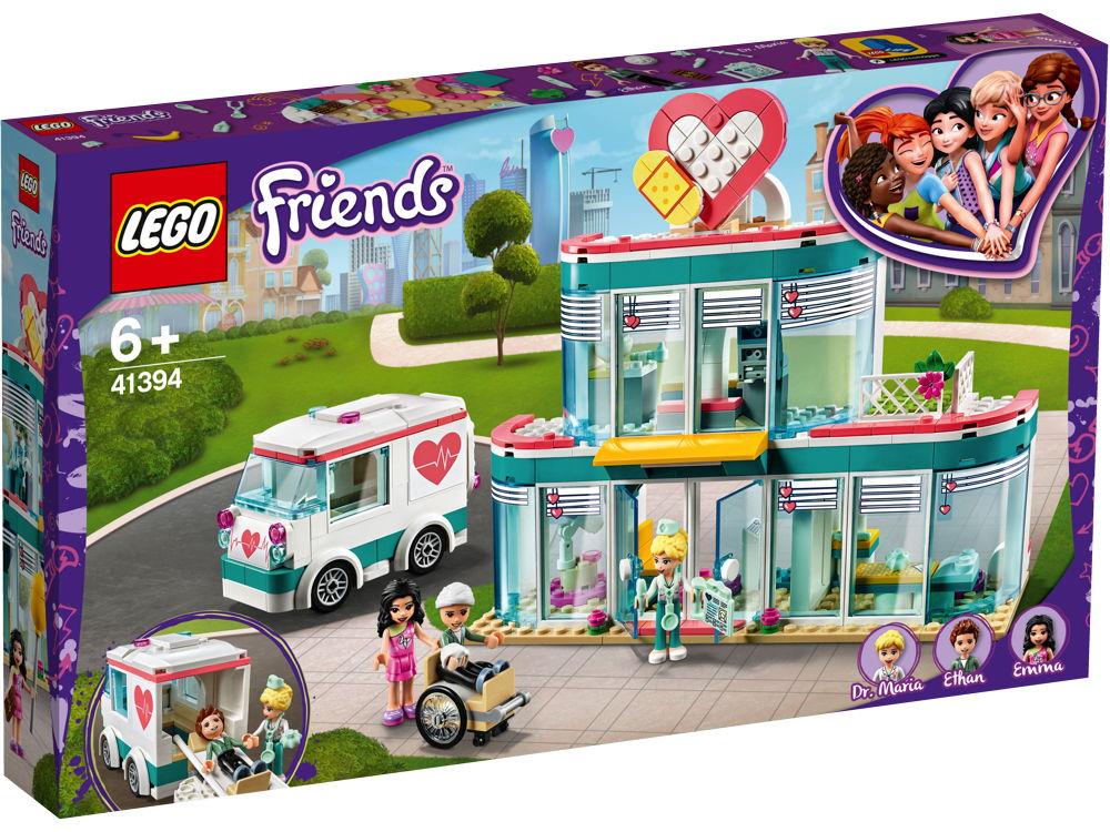 LEGO® Friends Krankenhaus von Heartlake City 379 Teile 41394