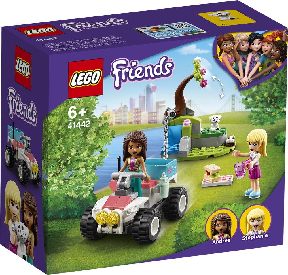 LEGO® Friends Tierrettungs-Quad 100 Teile 41442