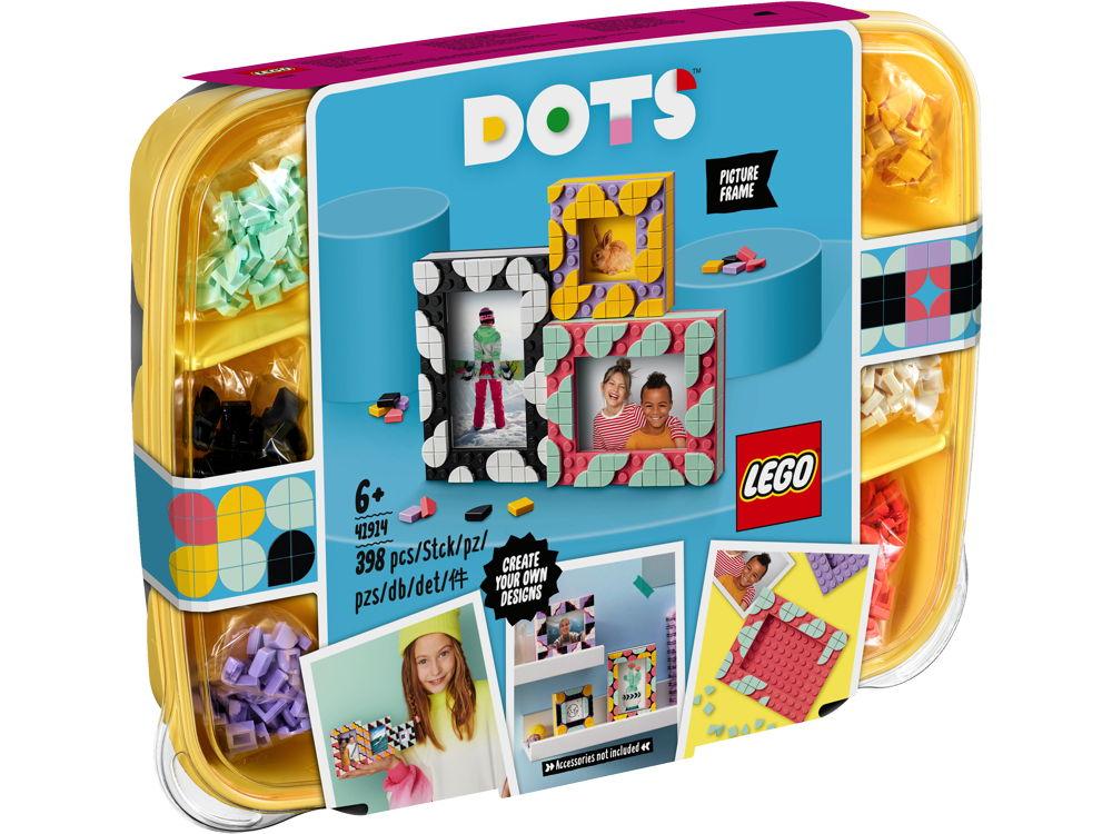 LEGO® DOTS Bilderrahmen 398 Teile 41914