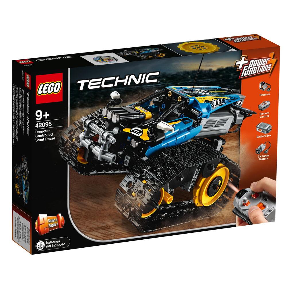 LEGO® Technic Ferngesteuerter Stunt-Racer 324 Teile 42095