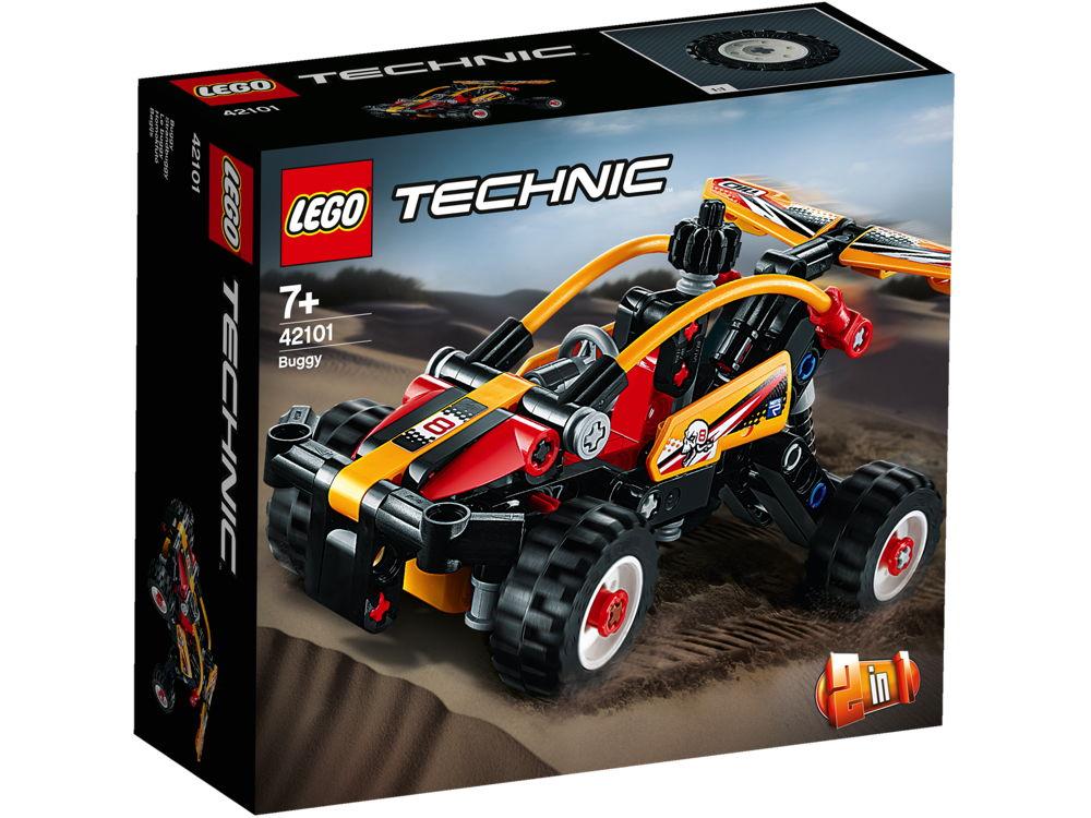 LEGO® Technic Strandbuggy 117 Teile 42101