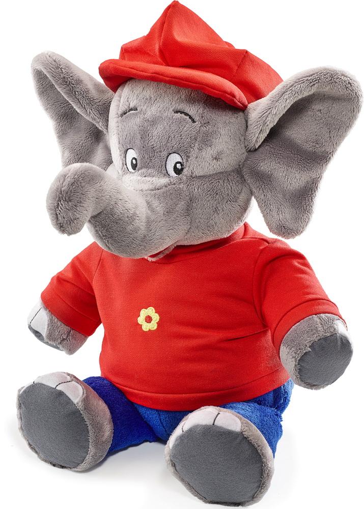 Schmidt Spiele Plüsch Stofftier Benjamin Blümchen Elefant 38 cm 42251
