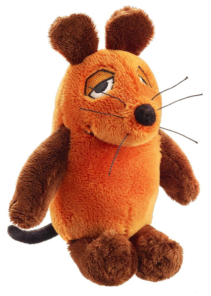Schmidt Spiele Plüsch Stofftier Die Maus Maus 12 cm 42601