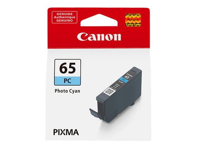 Canon Druckerpatrone Tinte CLI-65 PC photo cyan, photo blau