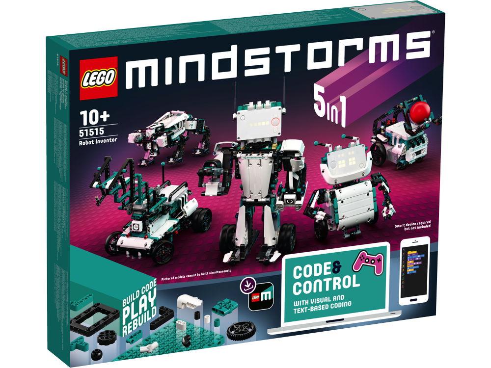 LEGO® MINDSTORMS Roboter Erfinder 949 Teile 51515