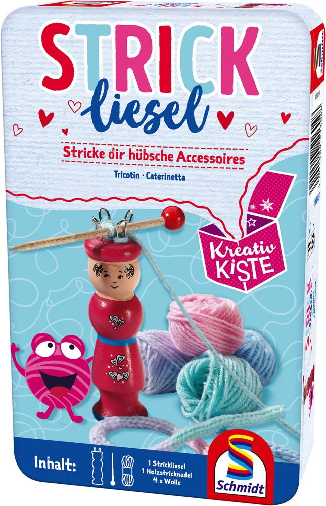 Schmidt Spiele Kreativkiste Strickliesel 51604