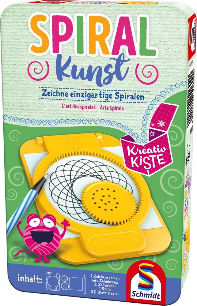 Schmidt Spiele Kreativkiste Spiralkunst 51606
