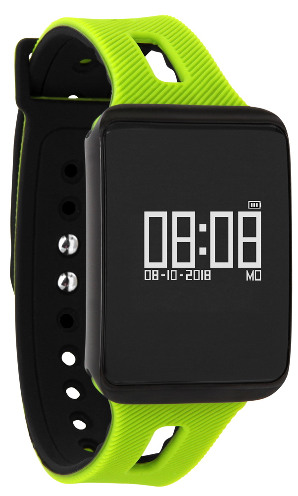 Xlyne Pro Smartwatch X-Watch Keto XW Fit Android IOS apple green