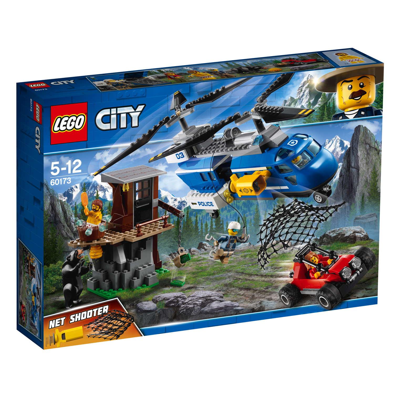 LEGO® City Polizei Festnahme in den Bergen 303 Teile 60173