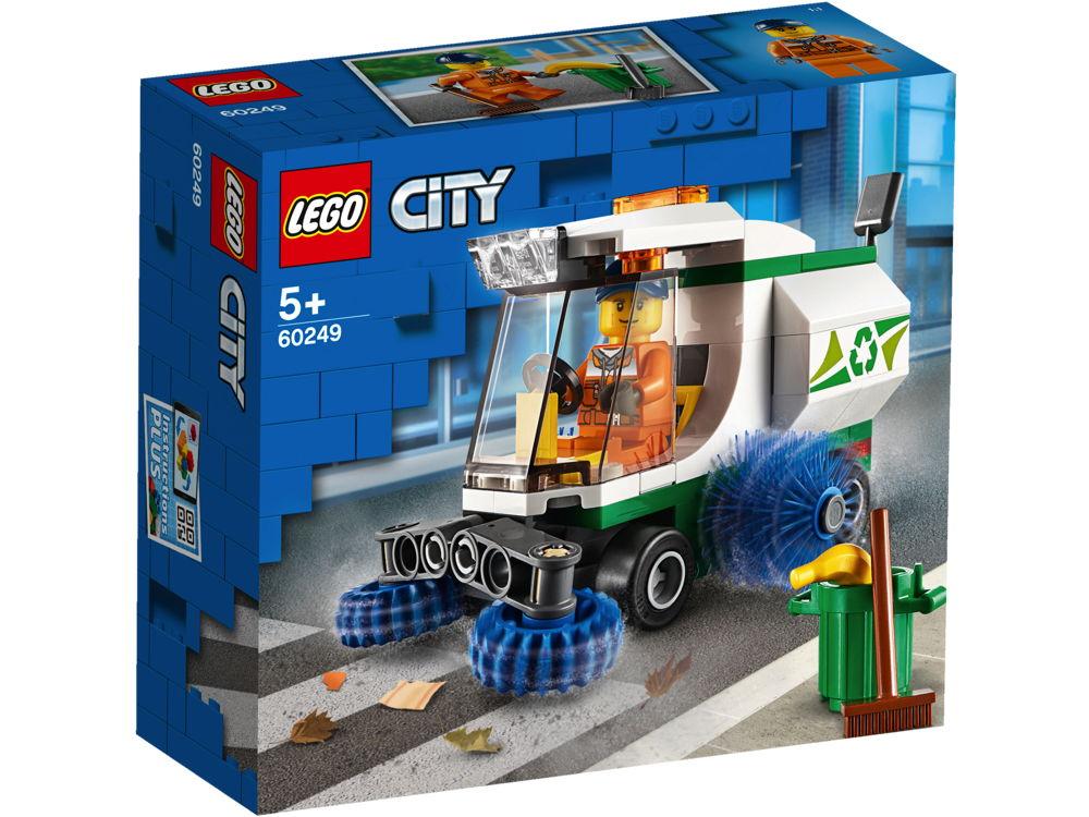 LEGO® City Straßenkehrmaschine 89 Teile 60249