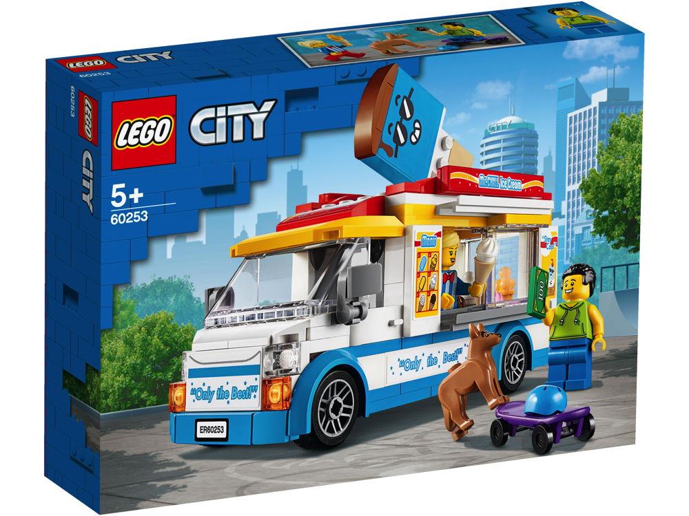 LEGO® City Eiswagen 200 Teile 60253