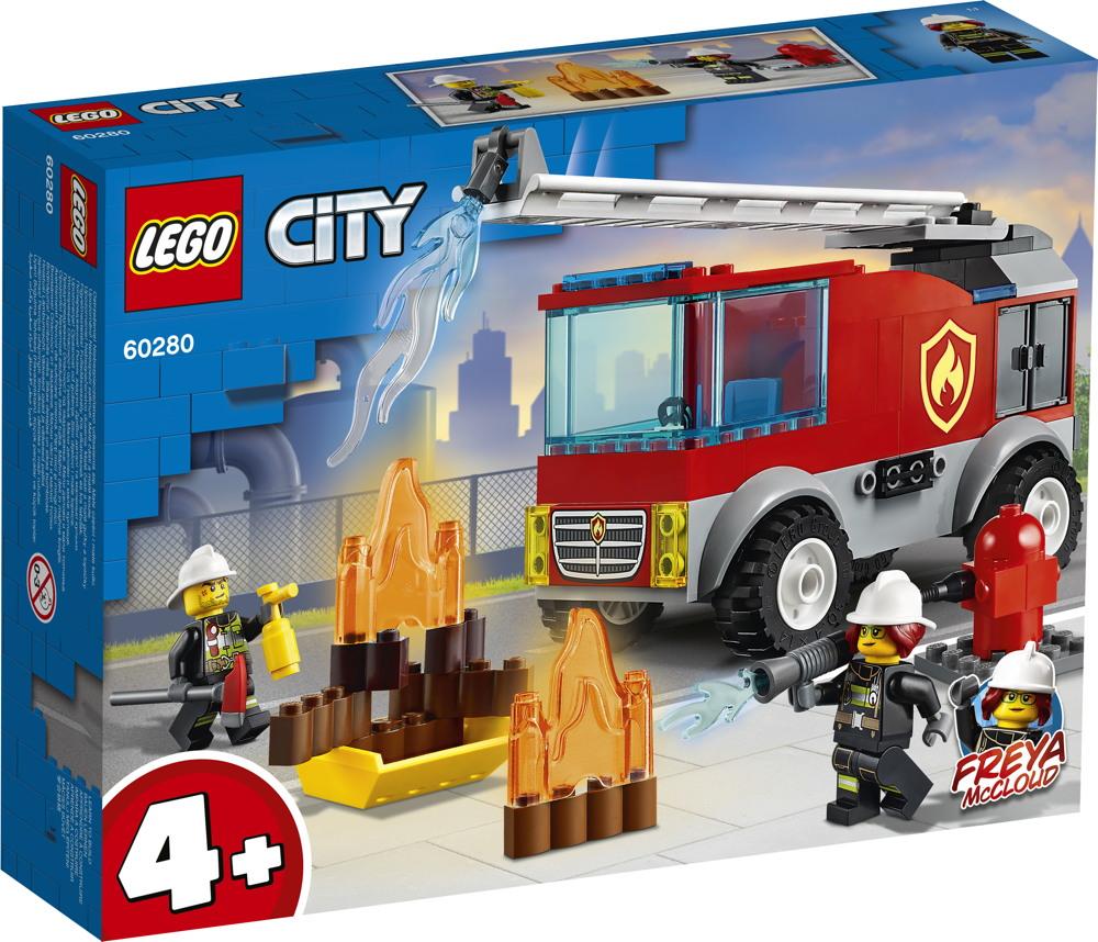 LEGO® City Feuerwehrauto 88 Teile 60280