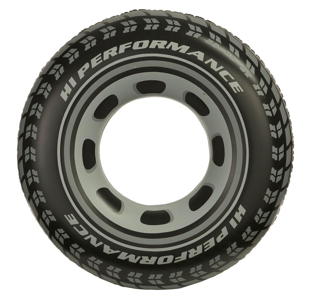 Intex Schwimmreifen Giant Tire Tube Ř 91cm ab 9 Jahren 59252NP