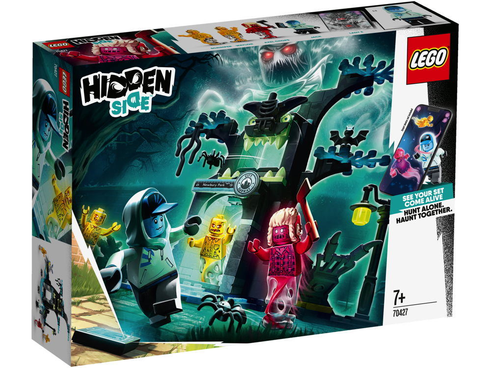 LEGO® Hidden Side Hidden Side Portal 189 Teile 70427