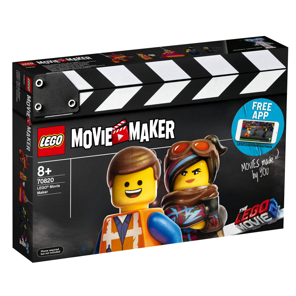 LEGO® The LEGO® Movie™ 2 LEGO® Movie Maker 482 Teile 70820