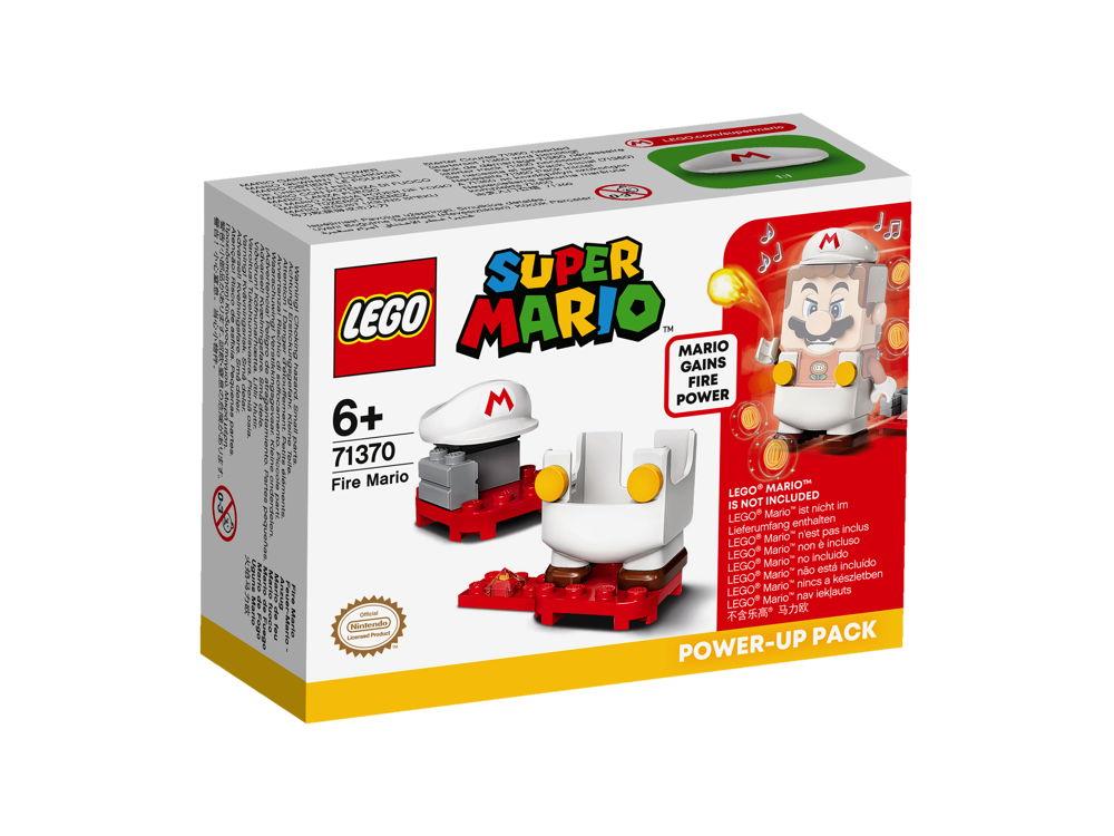 LEGO® Super Mario™ LEGO® Super Mario™ Feuer-Mario - Anzug 11 Teile 71370