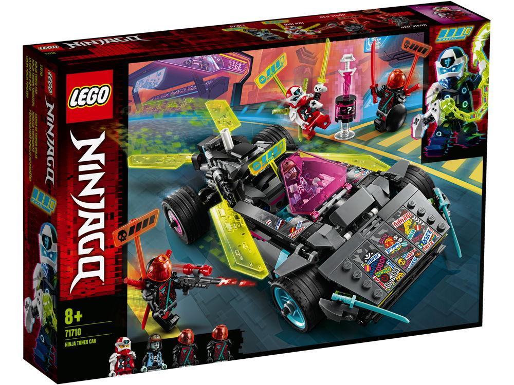 LEGO® NINJAGO Ninja-Tuning-Fahrzeug 419 Teile 71710
