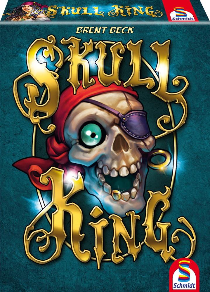 Schmidt Spiele Kartenspiel Strategiespiel Skull King 75024