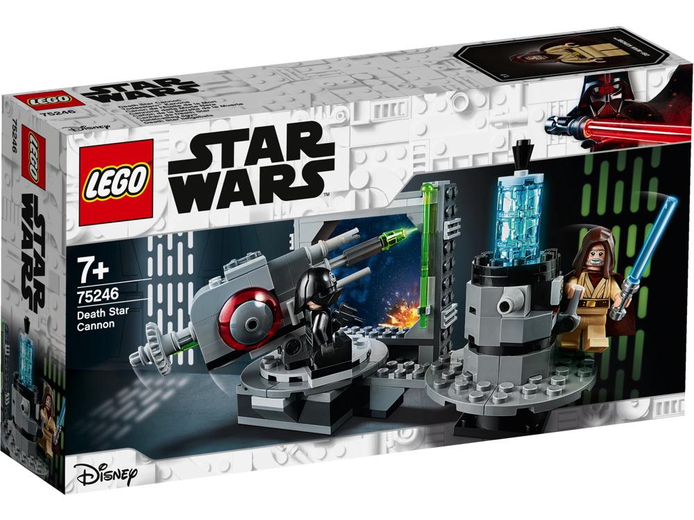 LEGO® Star Wars™ Todesstern™ Kanone 159 Teile 75246
