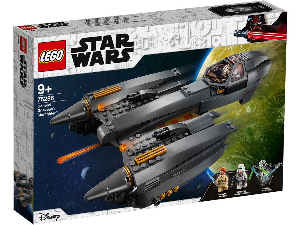 LEGO® Star Wars™ General Grievous' Starfighter™ 487 Teile 75286