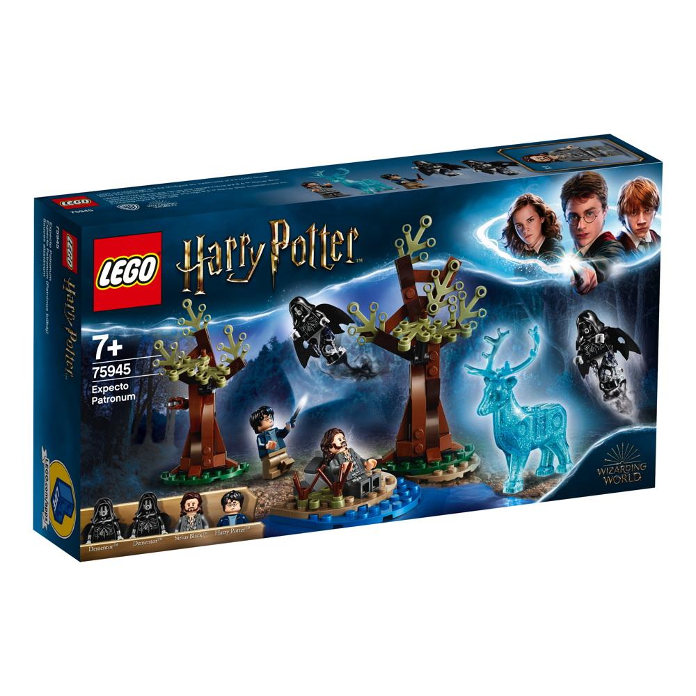 LEGO® Harry Potter™ Expecto Patronum 121 Teile 75945