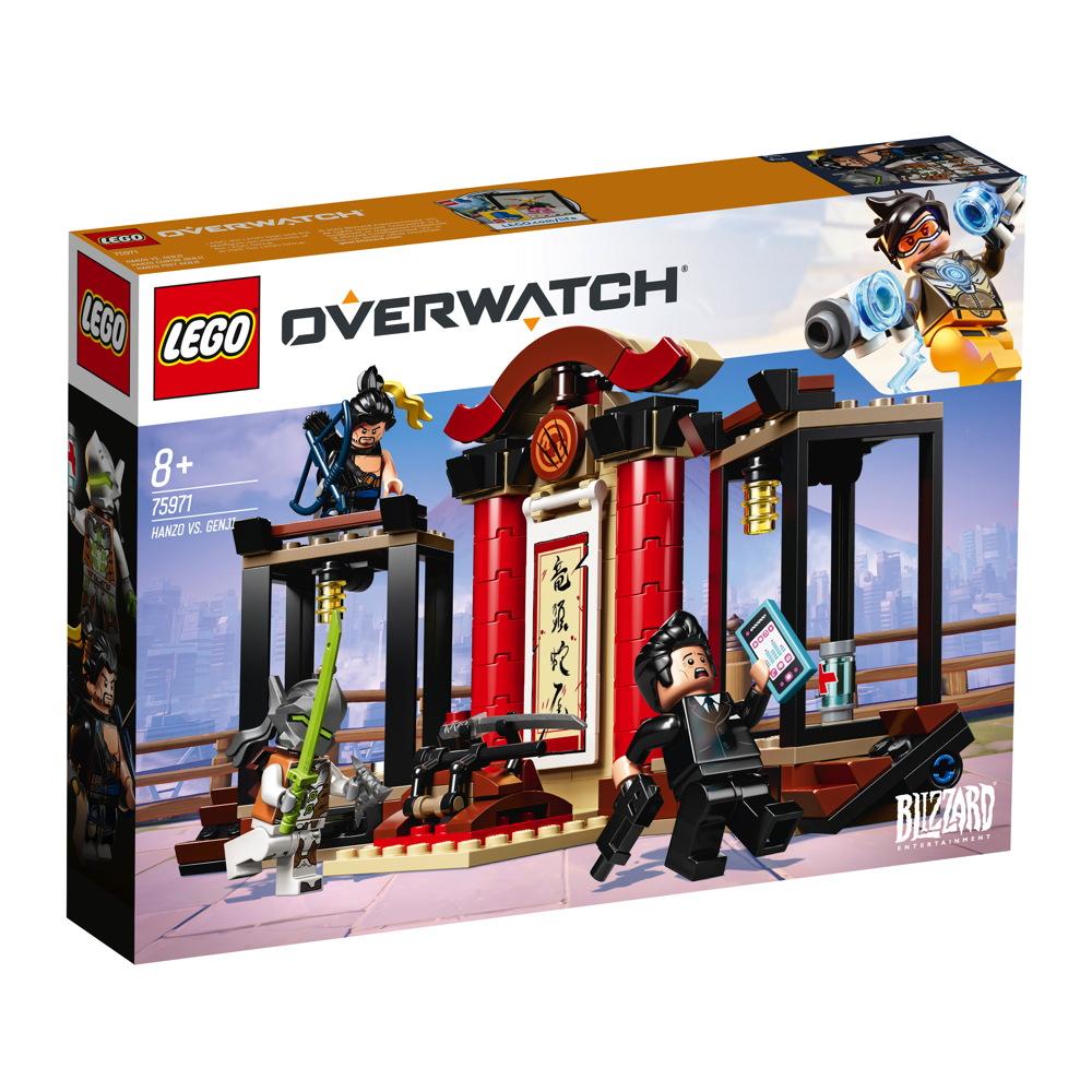 LEGO® Overwatch™ Hanzo vs. Genji 197 Teile 75971