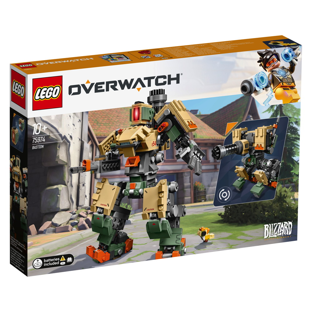 LEGO® Overwatch™ Bastion 602 Teile 75974