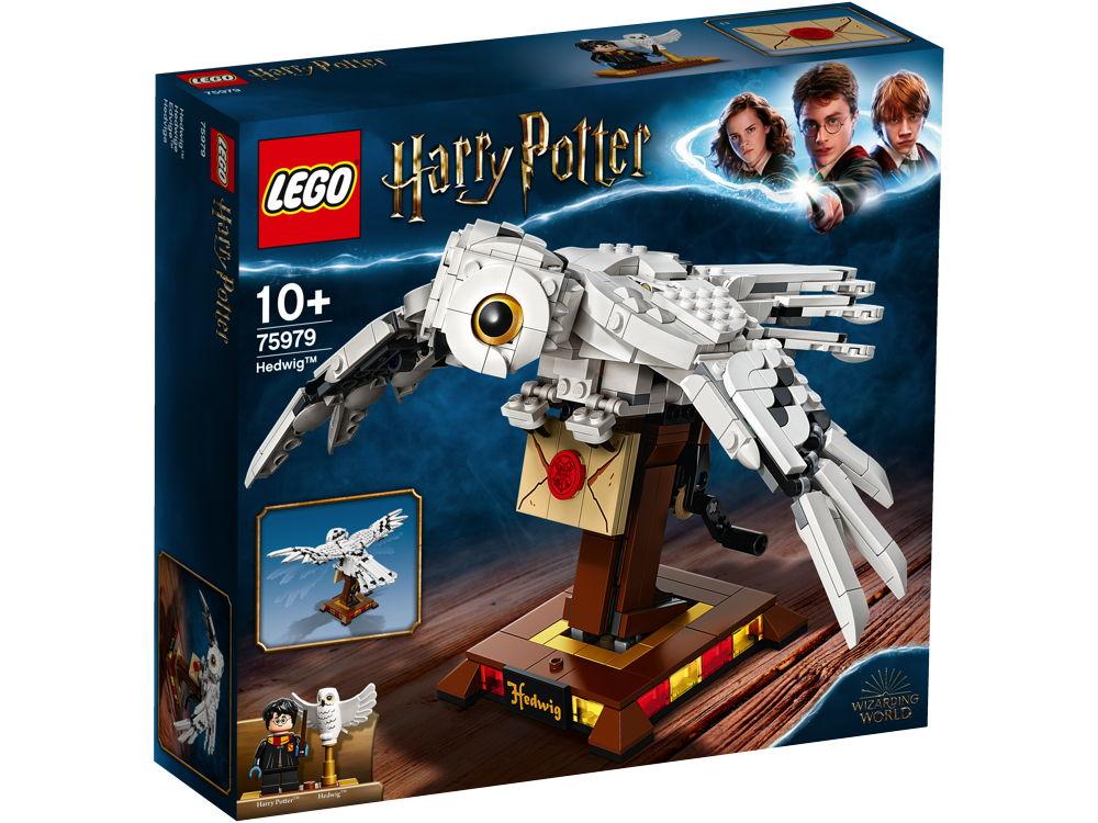 LEGO® Harry Potter™ Hedwig™ 630 Teile 75979