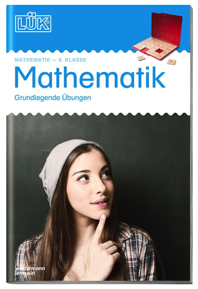 LÜK Buch Mathematik Üben und Verstehen ab 11 Jahren 566