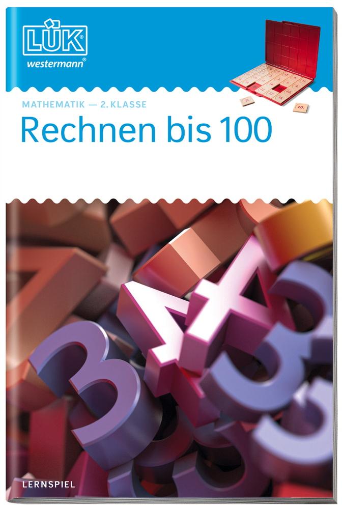 LÜK Buch Mathematik Rechnen bis 100 ab 7 Jahren 240501