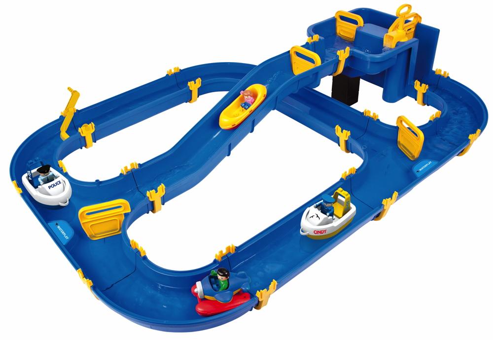 BIG Outdoor Wasser Spielzeug Wasserbahn Waterplay Niagara 800055100