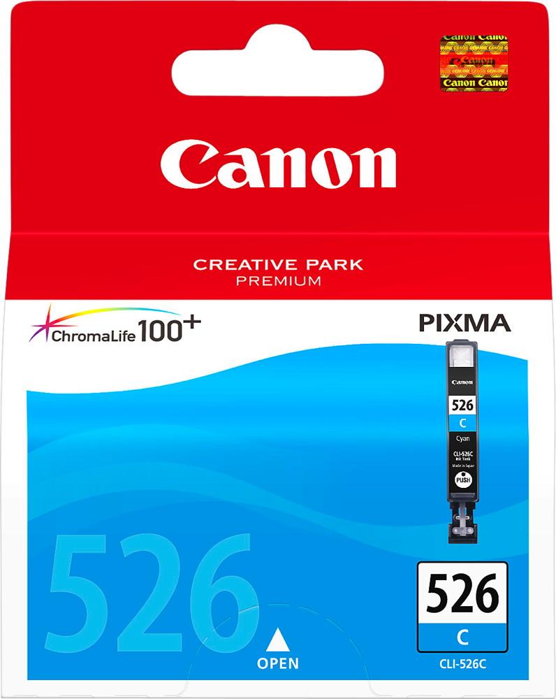 Canon Druckerpatrone Tinte CLI-526 C cyan, blau