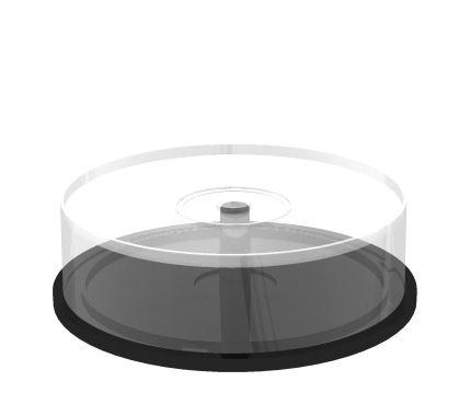 OEM 1 leere 25er Spindel für bis zu 25 BD / CD / DVD