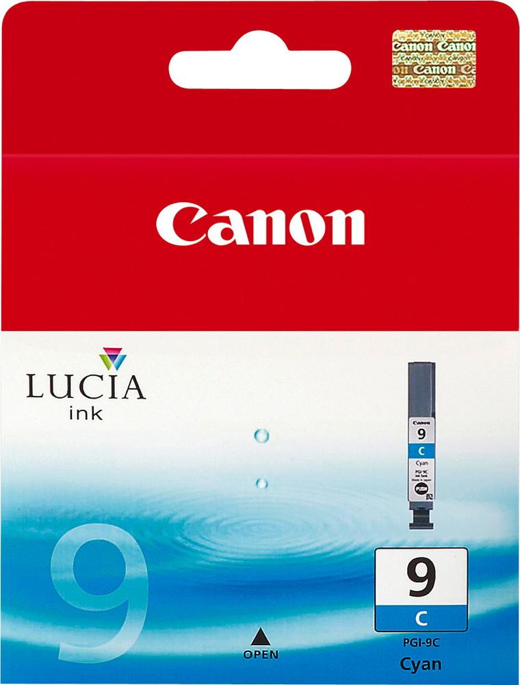 Canon Druckerpatrone Tinte PGI-9 C cyan, blau