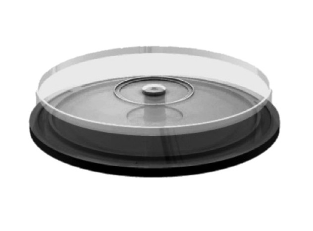 OEM 1 leere 10er Spindel für bis zu 10 BD / CD / DVD
