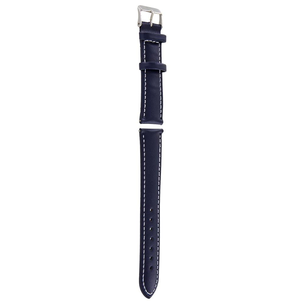 Xlyne Pro Smartwatch Wechselarmband X-Watch Nara 24 mm navy blue